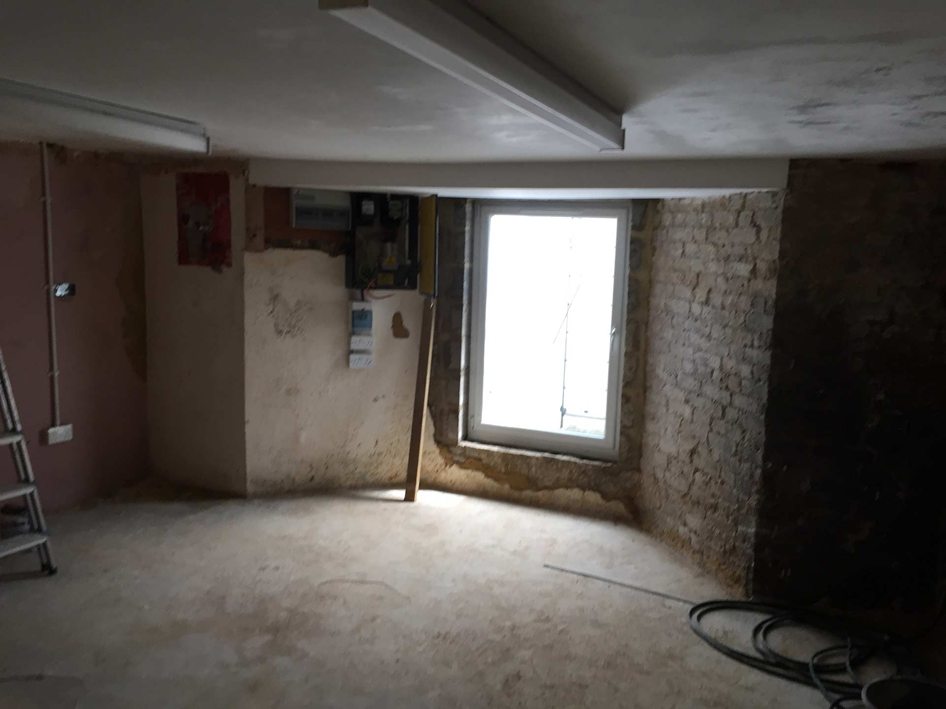 Damp Proofing Services in Dorking